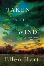 Taken By the Wind by Ellen Hart